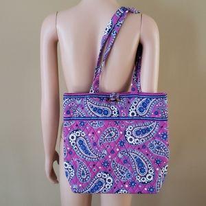 Vera Bradley Paisley shoulder  purse